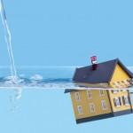 Problèmes d'humidité dans une maison