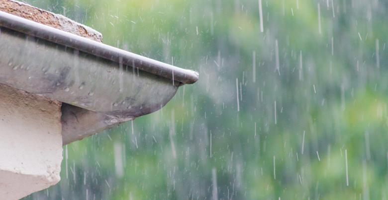 Pluie et humidité