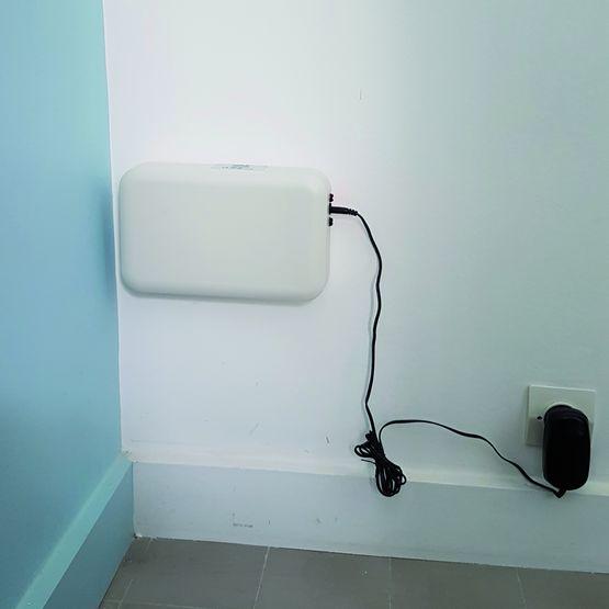 assèchement des murs