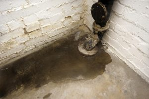 sous-sol humide : les risques pour la santé et la maison
