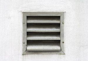 enlever le salpêtre du mur grâce à une ventilation