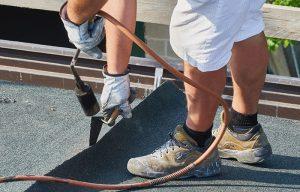 Traitement étanchéité toit plat par Aqua Protect