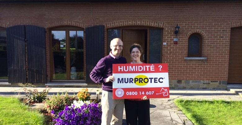 Murprotec : dans la peau d'un expert en traitement humidité